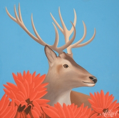 Deer-150x150-olie-allart-2016