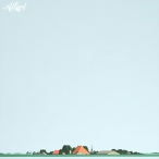 Friesland (NL) / 100x100 diptich (B) / acryl / 2012 / Jeroen Allart
