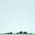 Friesland (NL) / 100x100 diptich (A) / acryl / 2012 / Jeroen Allart