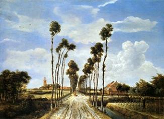Meindert-Hobbema-laantje-van-Middelharnis