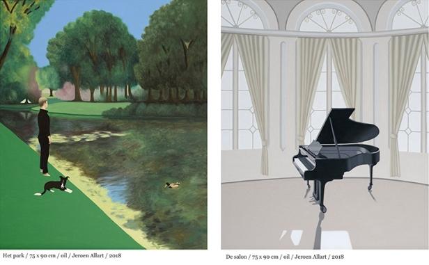 2-paintings-of-Jeroen-Allart-c-75x90-oil-2018